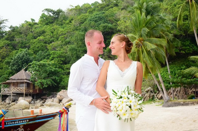 Koh Tao Marriage Packages