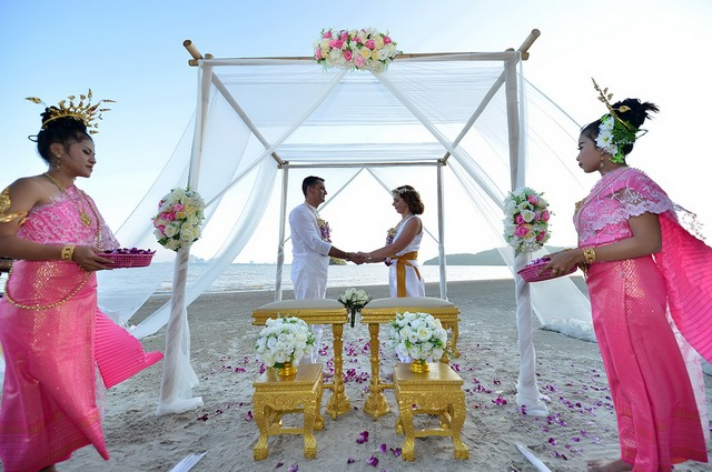 Krabi Marriage Packages